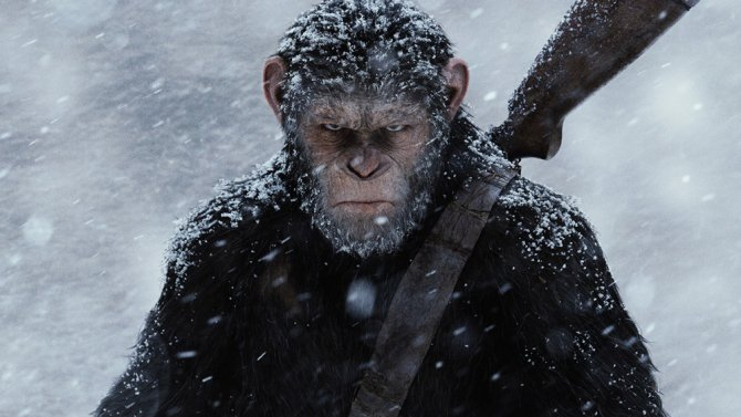 'War For The Planet Of The Apes' is the perfect reason for @TheAcademy to revive the Special Achievement award. https://t.co/LzF7ZzFyS0
