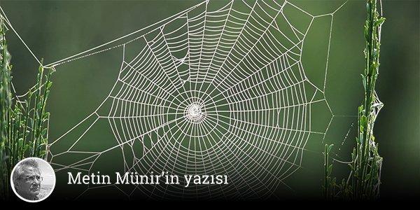 Metin Münir yazdı: Örümcek onu öldürmeyeceğimi biliyor olabilir mi? ht...