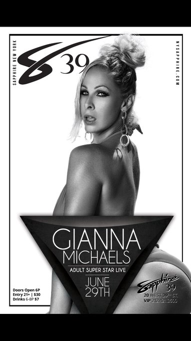 THIS THURSDAY! NYC. Sapphire 39 see you soon. 💓 https://t.co/UynJdNzNMS