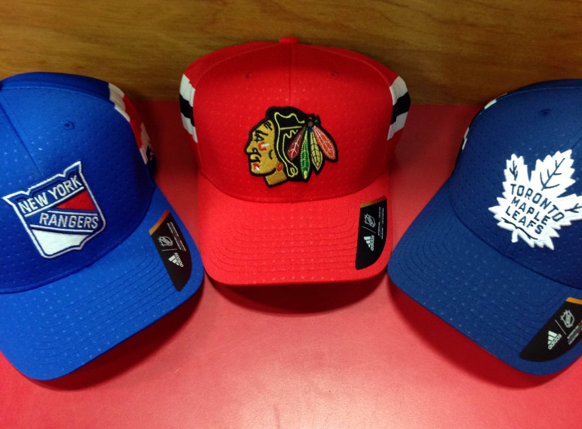3 new @adidas @NHL hats have arrived @PEISource! #FormTheFuture https:...