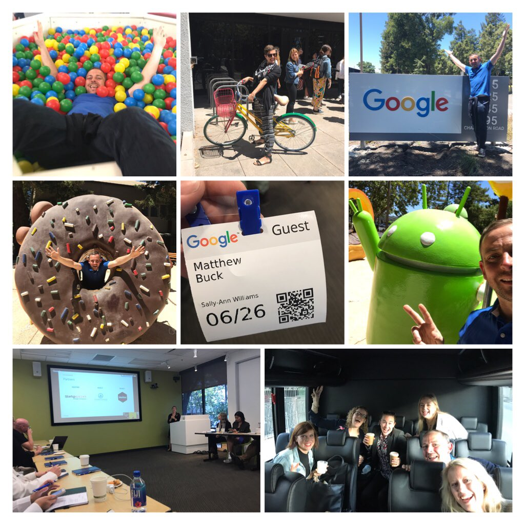 Great morning @google &quot;Listen to your intuition, then test it with data&quot; 10x needs  #Problem #Passion #Partnerships - #Shestarts @ANZ_AU<br>http://pic.twitter.com/UTMEw8Y074