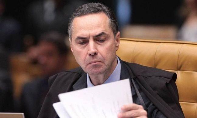 Em resposta a Gilmar, Barroso diz que não há abusos em investigações https://t.co/WsI0n8TiyH