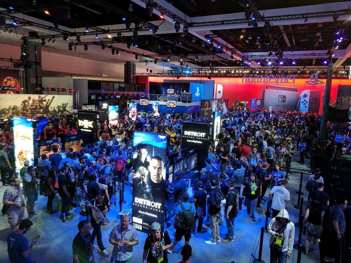 This year #E32017 welcomed 68,400 attendees – the largest attendance to date. Read more: https://t.co/UF3u2aFGlD