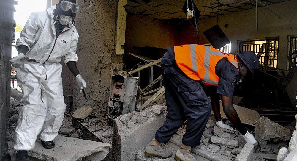 Nijerya'da eş zamanlı intihar eylemleri: 9 ölü https://t.co/ZYeIRVvsZs...