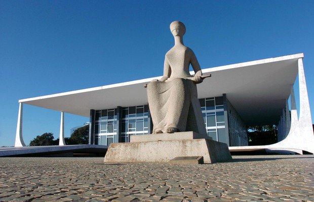 STF recebe relatório da Polícia Federal com investigações sobre Temer https://t.co/hgqx8HRsr7 (📷 Agência Brasil)