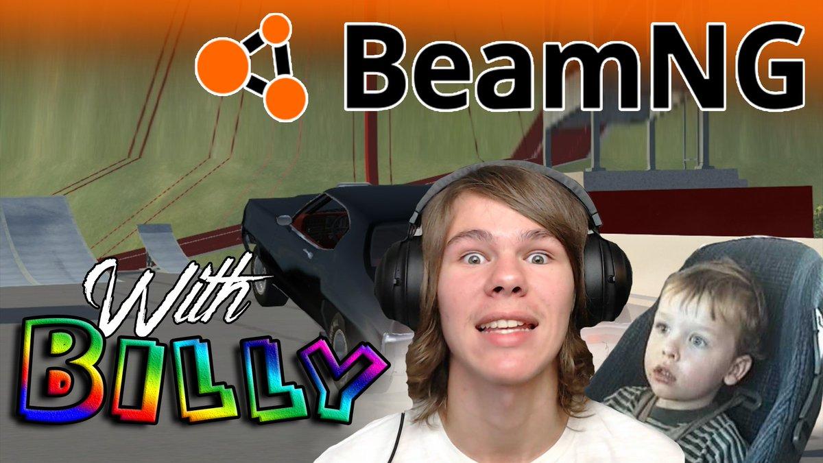 https://www. youtube.com/watch?v=CnajNY bg4l4 &nbsp; …  We had a fun time with Billy today! #BeamNG #Billy #GETREKT<br>http://pic.twitter.com/PF4xRaURhU