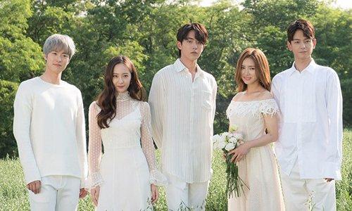 Sự đối đầu của 2 người đẹp Shin Se Kyung và Krystal chắc gây cấn lắm đ...