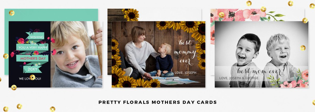 Pretty Florals Mothers Day Cards https://t.co/HaagOKinCU #MothersDay #...