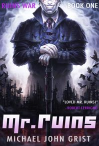 &quot;Amazing #book, unlike anything I have read before...&quot; - Panda on MR. RUINS -  http:// amzn.to/2i4DV04  &nbsp;   #horror #scifi<br>http://pic.twitter.com/0ZZExUjXc0