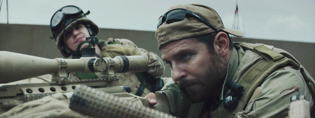 Está vendo Sniper Americano na Tela Quente? Então leia a nossa crítica...