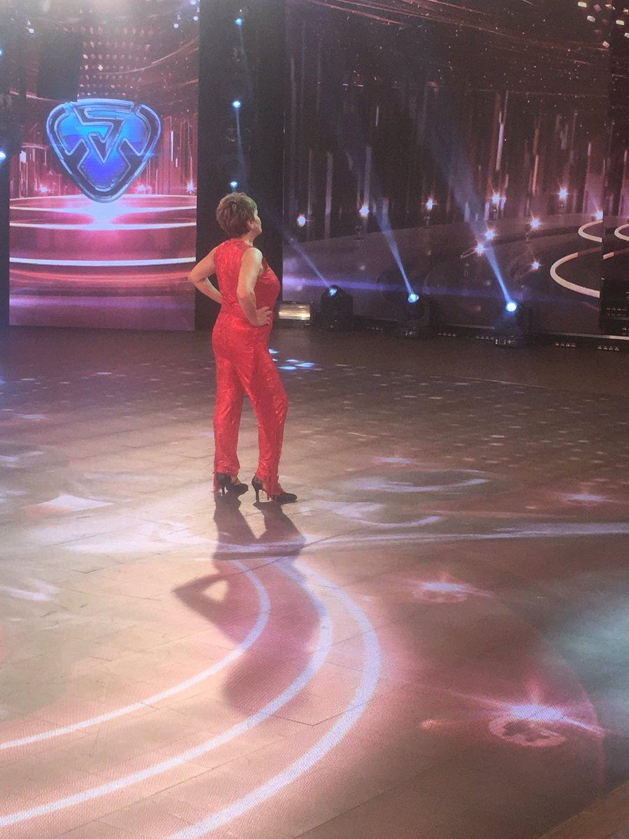 La gran sorpresa de esta ronda Consuelo Peppino #bailando2017 SIEMPRE...