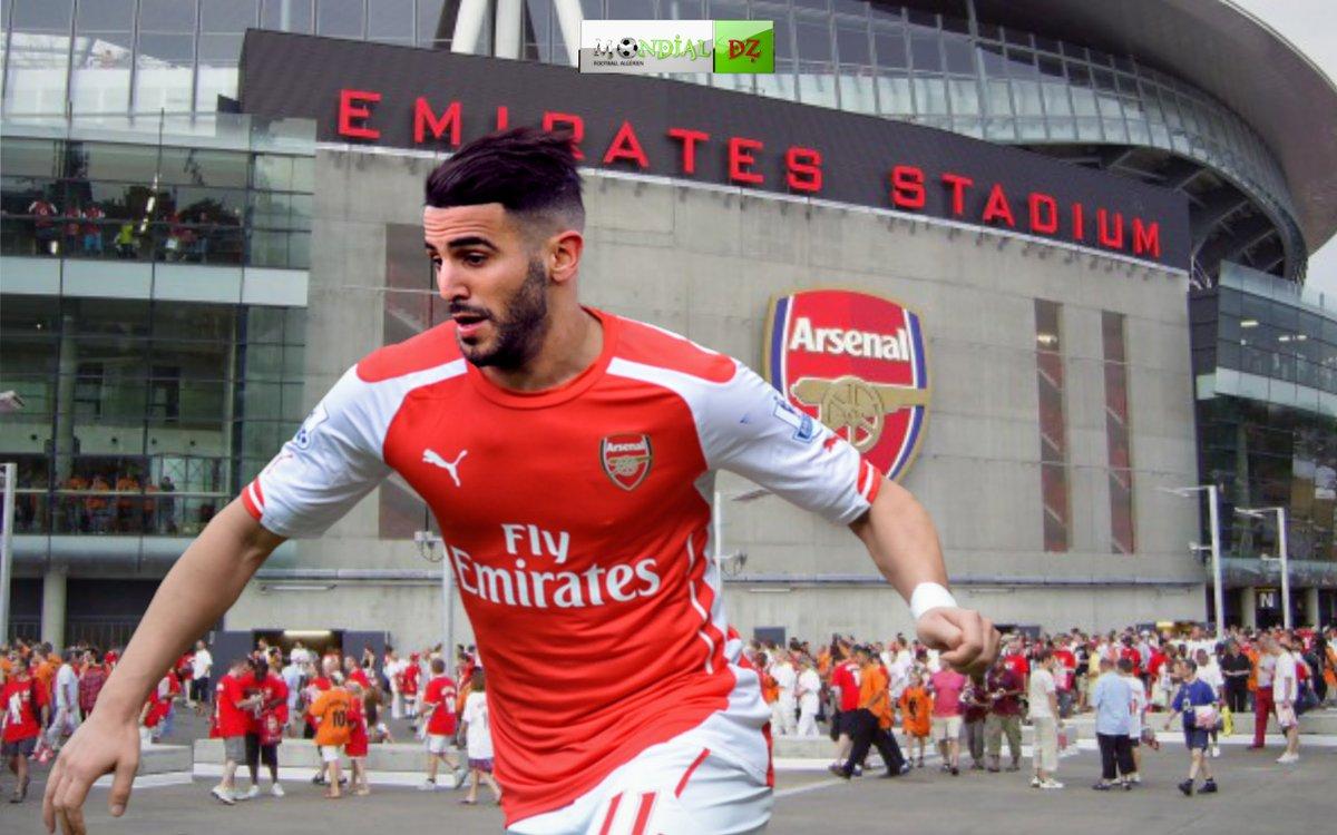 https://t.co/b0ItnL48XU - Mahrez Merapat Ke Arsenal? https://t.co/jb4s...