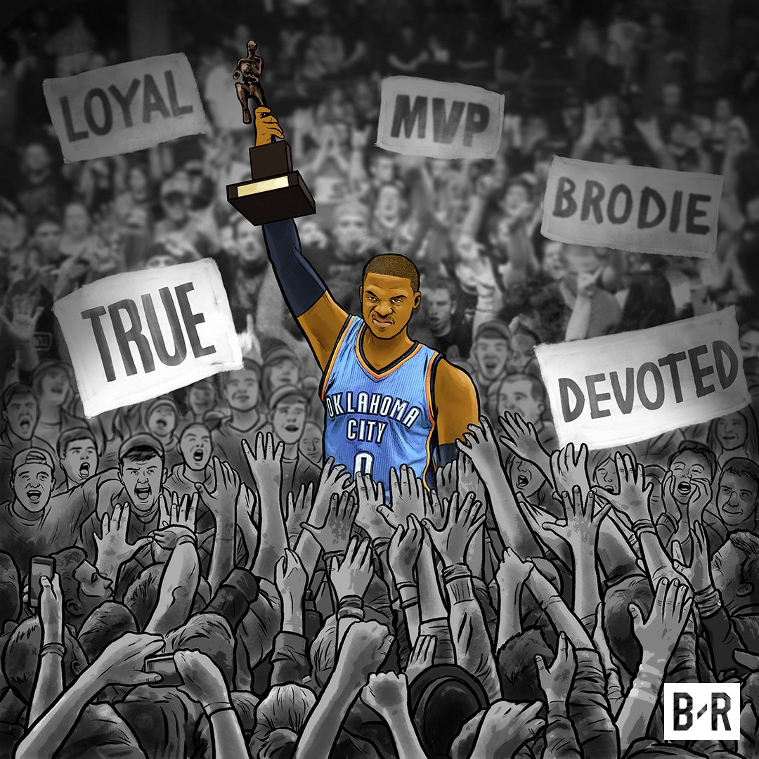 Russell Westbrook. MVP. https://t.co/5uiILOi0gW