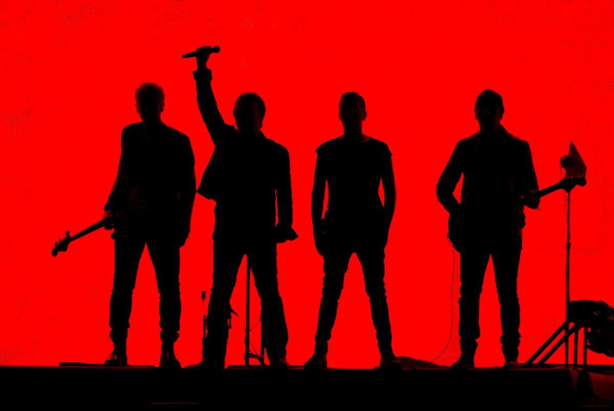 PHOTOS: U2 rocks out at Gillette Stadium.  https://t.co/hHOjgH796I