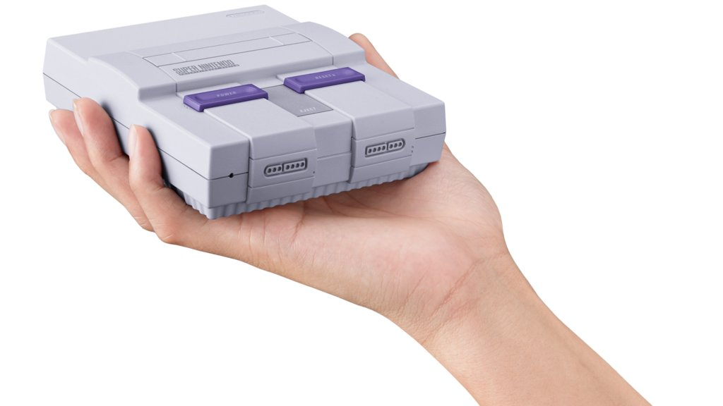 'Significantly more' SNES Classics will be produced, but the system is only planned for 2017 https://t.co/UgIM3hklJG