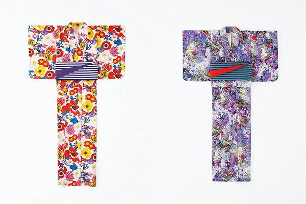[明日から開催] 蜷川実花のM / mika ninagawaから三越伊勢丹限定ゆかた - 鮮やかな花の写真をプリント - https://t.co/uwN0KVet95