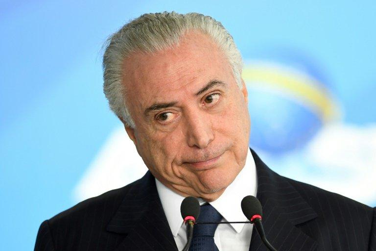 PGR denuncia Temer por crime de corrupção passiva https://t.co/YTWEDLTxOV