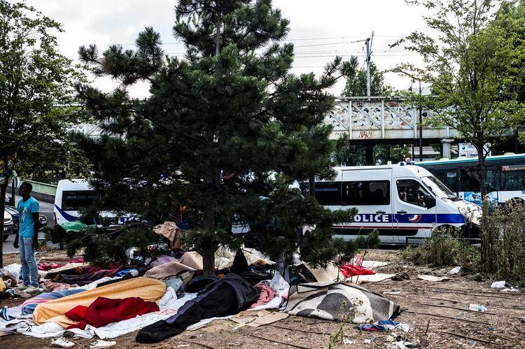 [REPORTAGE] Migrants A La Chapelle, «on vit comme des animaux» https://t.co/WQOhKGXMZC