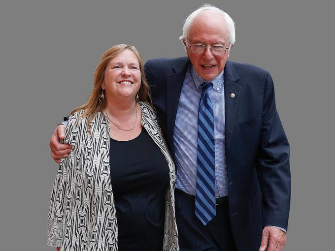 Bernie Sanders' wife under federal investigation over real estate deal https://t.co/E53tHMwW0x