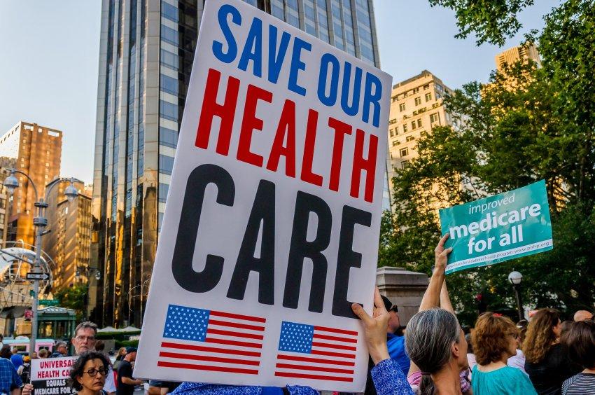 Entwurf zur Gesundheitsreform: Weitere 22 MillionenUS-Amerikaner wären unversichert https://t.co/ETtzI4A3hN