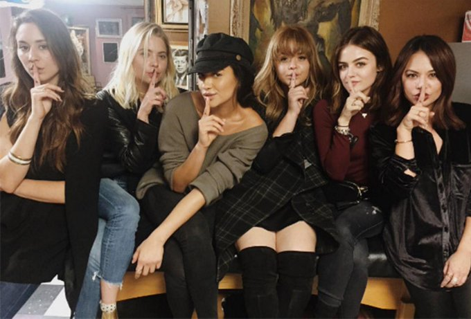 Here's Everything We Know So Far About the @PLLTVSeries Finale https://t.co/o78JrS3EzY