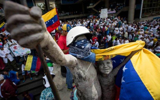 Amnistía Internacional: Venezuela, una de las peores crisis del hemisferio https://t.co/taMQZLBVS1
