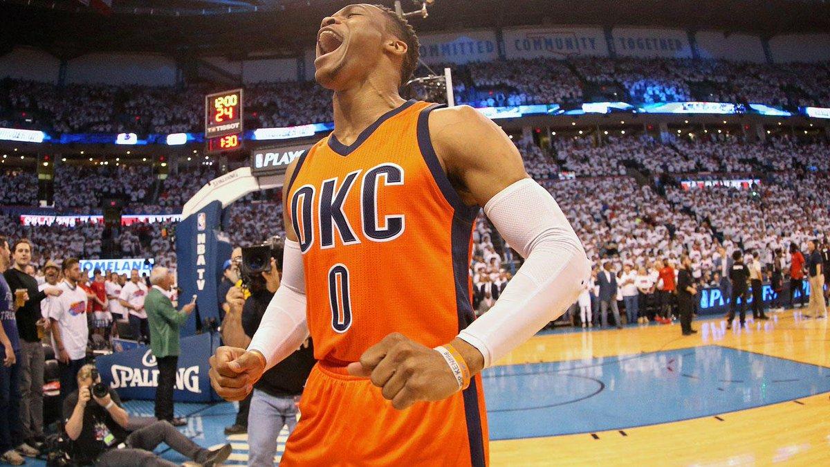 NBA Awards: Russell Westbrook wins 2016-17 MVP after averaging a tripl...