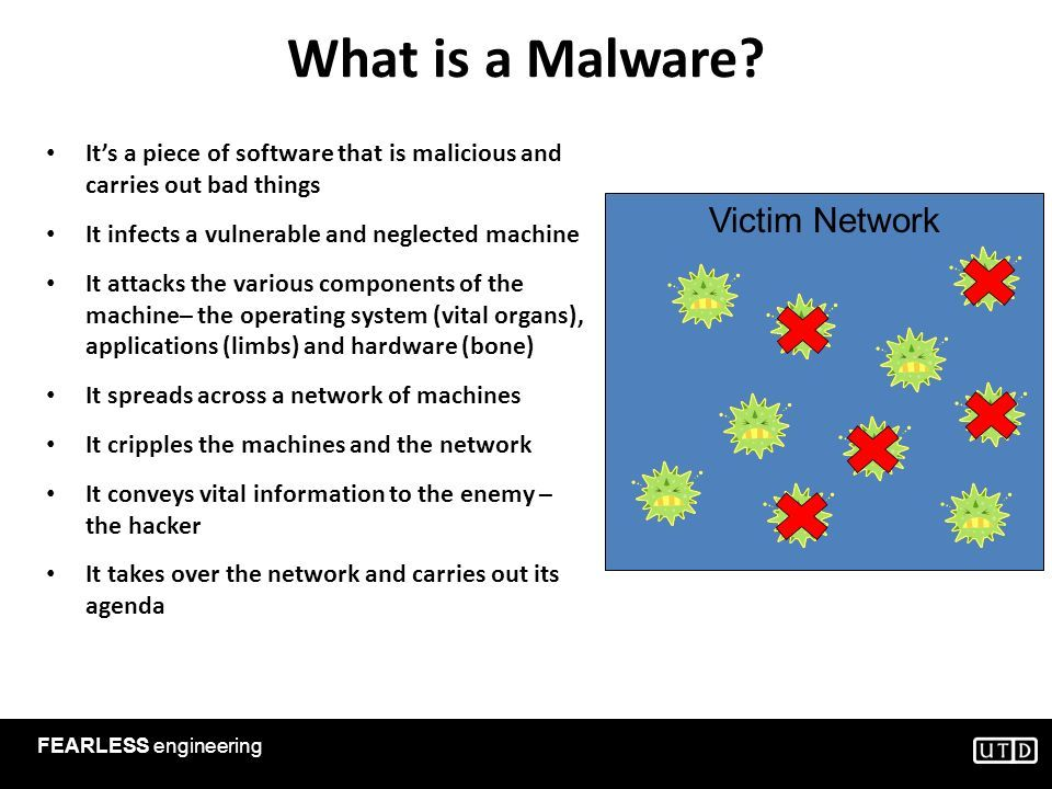 What is a #malware?  http:// buff.ly/2sb4CtW  &nbsp;   #CyberSecurity #Databreach #Ransomware #Hackers #defstar5 #makeyourownlane #Mpgvip #infosec #AI<br>http://pic.twitter.com/hshb33hydE