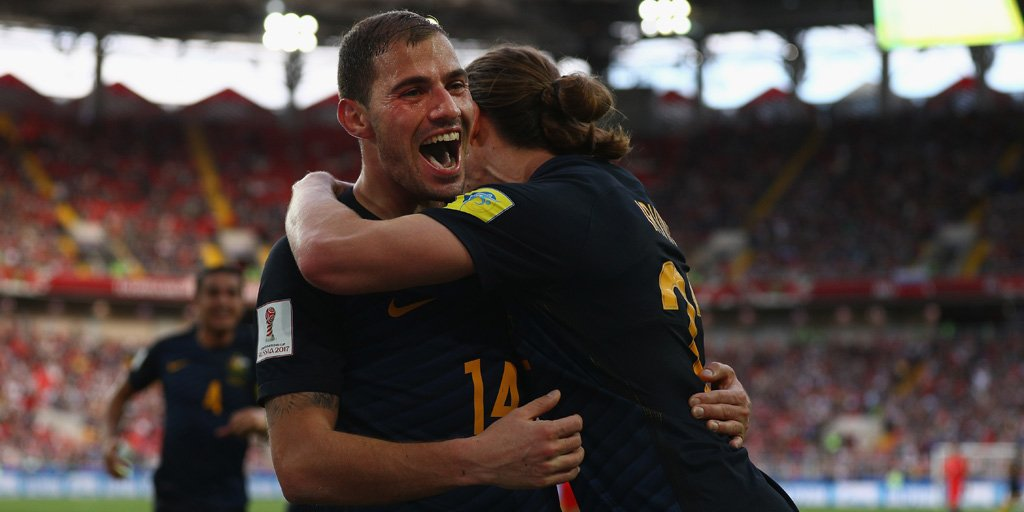 .@ALeague's impact on #ConfedsCup with @Socceroos and @NZ_Football - h...