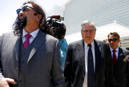 Prosecutors use Joe Arpaio's immigration talk against him https://t.co/WzyHoFf9SZ