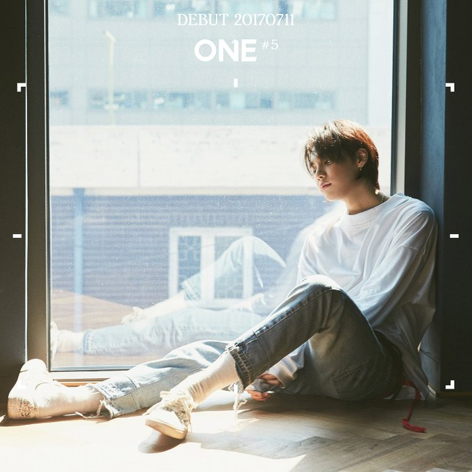 [ONE - DEBUT TEASER #5] originally posted by https://t.co/XZQ3IOI9MY #ONE #5 #원 #정제원 #DEBUT #20170711 #TEASER #YG