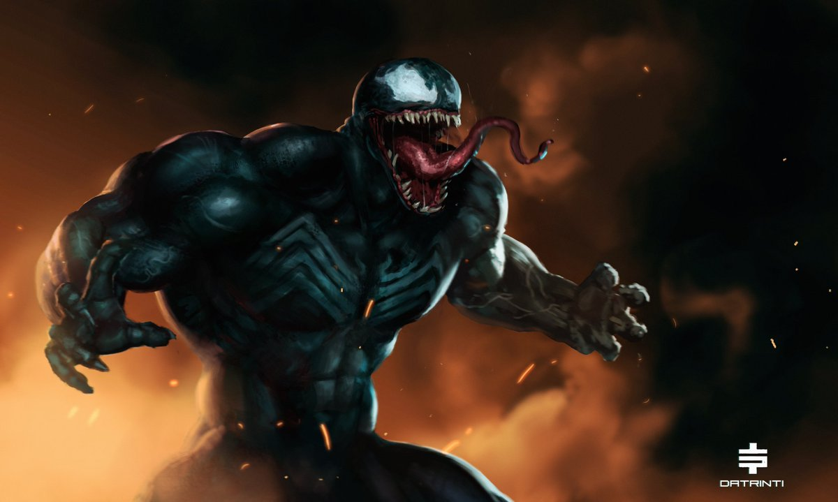 Looking forward to see the beast unleashed #tomhardy #venom #sony #marvel #SpiderMan<br>http://pic.twitter.com/SMBoNGLD35