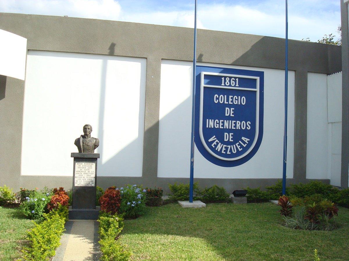 globovision: #Nacionales | Colegio de Ingenieros se pronuncia en contr...