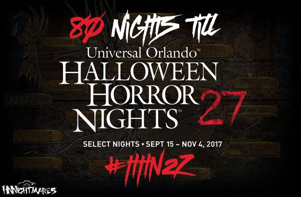80 nights till @HorrorNightsORL #HHN27!  #Soon?<br>http://pic.twitter.com/Ik5CtoTI18