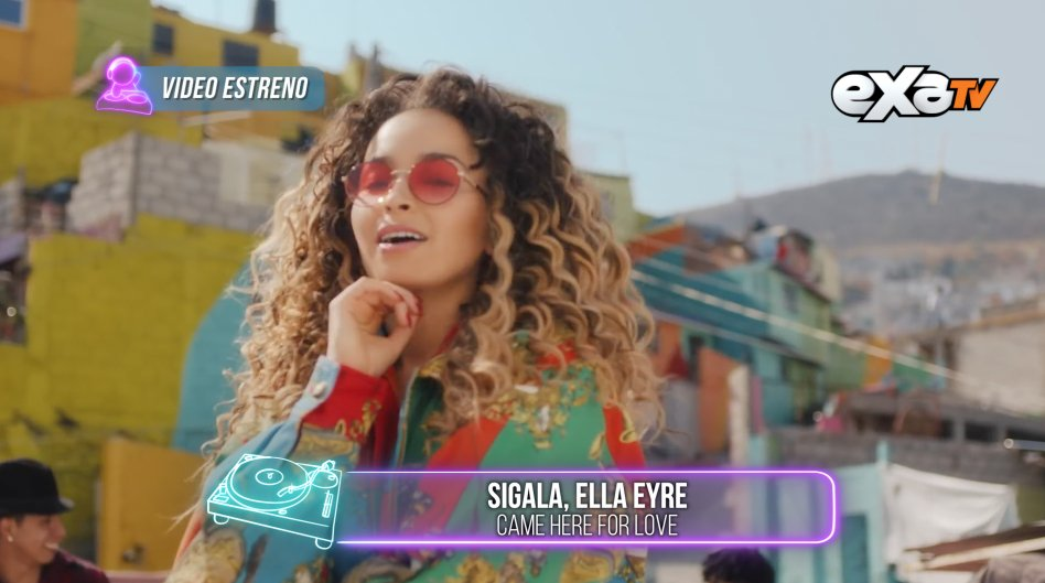 #VideoEstreno 🙌   Came Here for Love 🎶 @SigalaMusic & @EllaEyre 👏...