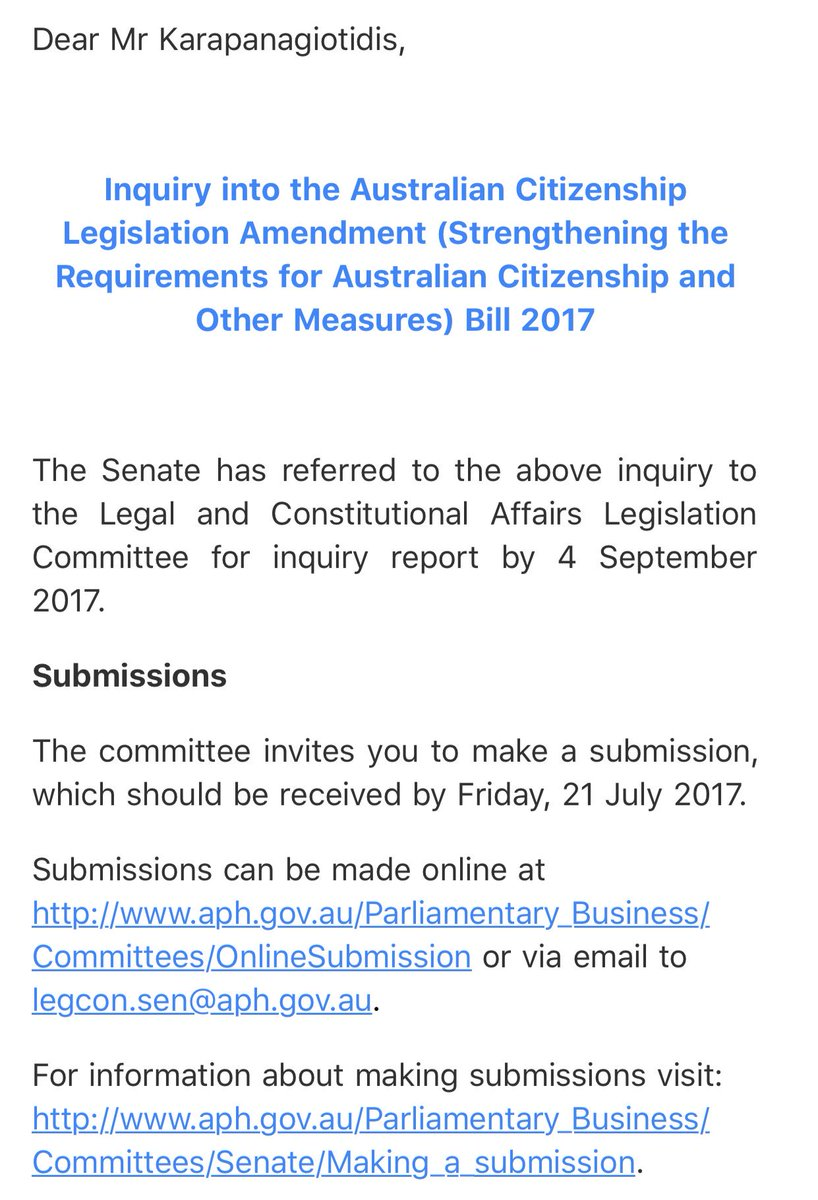Hey @PeterDutton_MP the @ASRC1 looks forward to playing it&#39;s part in defeating your #racist proposed #Citizenship changes. Join in everyone. <br>http://pic.twitter.com/HAD4OoZCOw