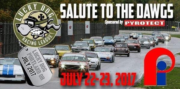 Lucky Dog returns to Portland International Raceway to #salute our #troops Register now @portlandraceway #Portland #pdx #Racing #track #dog<br>http://pic.twitter.com/dcEYsUzfYP