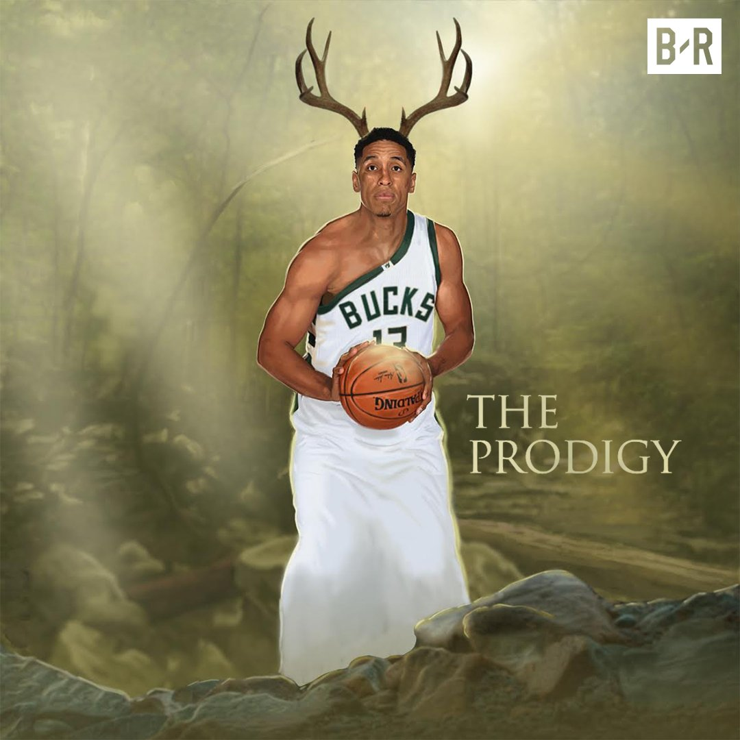 Own the future.  Malcolm Brogdon is your Rookie of the Year #CourtGods...