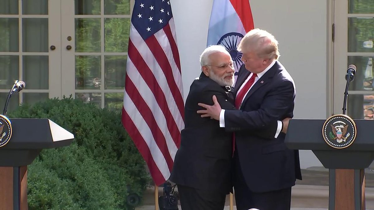 Trump brags about social media followers in press conference with Indian PM: https://t.co/YdBf2McDq9