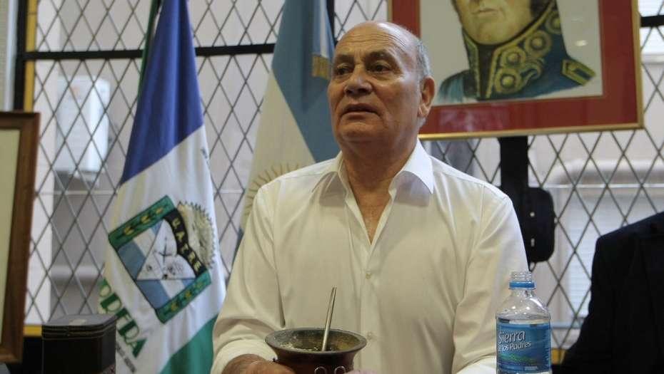 Murió el dirigente sindical Gerónimo 'Momo' Venegas https://t.co/EDhUe...
