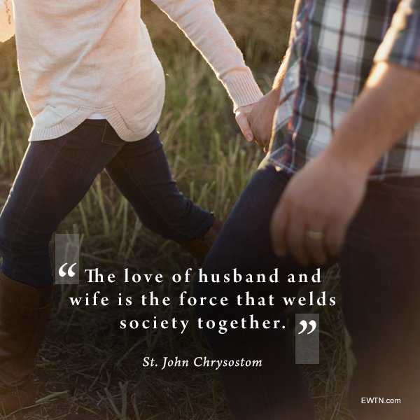 #Marriage - as God designed it - is #beautiful. #EWTN #Catholic  http:// bit.ly/watchewtn  &nbsp;  <br>http://pic.twitter.com/mELWZ50EhV