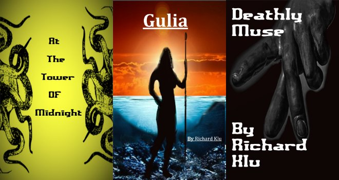 Thanks for Following. I have 3 FREE eBooks here that I think you&#39;d enjoy. Have a great day. https:// richardklu.wordpress.com / &nbsp;     #ebook #free #kindle<br>http://pic.twitter.com/TlDm4UM40N