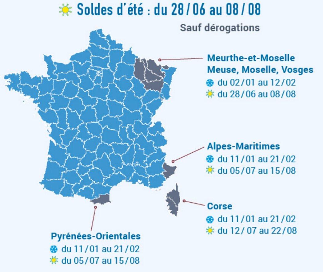 #Soldes2017 : le calendrier par zone  https://www. service-public.fr/particuliers/a ctualites/A11688 &nbsp; … <br>http://pic.twitter.com/RsveDveuLc