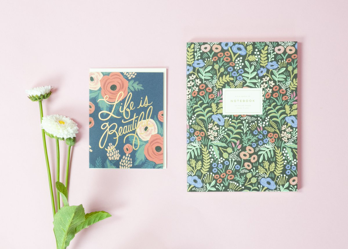 We've got a load of @RiflePaperCo cards &amp; stationery in-store.  *  #shoplocal #shopindie #settle #cards #stationery #lifeisbeautiful<br>http://pic.twitter.com/ab4rqT8mZo