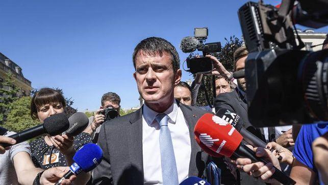 Manuel Valls abandona el Partido Socialista francés tras 37 años https...