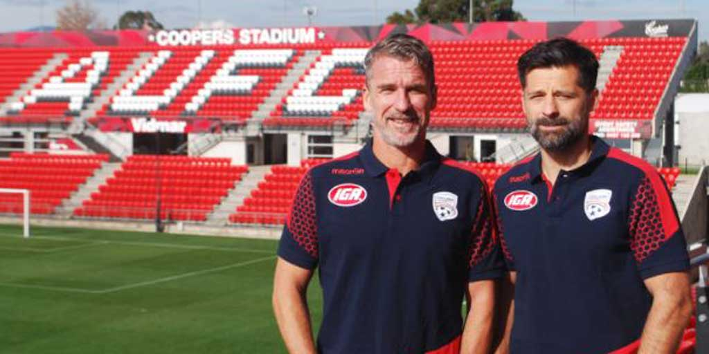 Confirmed: @AdelaideUnited appoint new assistant coach - https://t.co/...