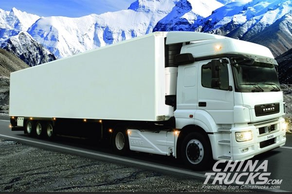 Russian #Kamaz to Invest $57 mln in Construction of #Senegal Assembly Plant  http://www. chinatrucks.com/html/news/2017 /0627/article_7254.html &nbsp; … <br>http://pic.twitter.com/hGGqTynzXI