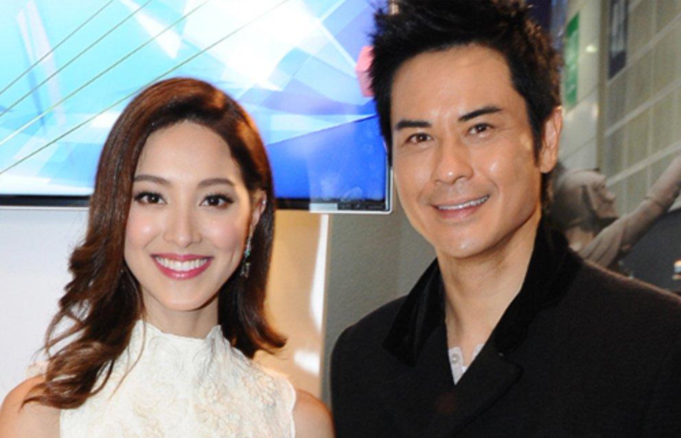 Kevin Cheng Especially Flew Back Hong Kong to Celebrate Grace Chan's Birthday-&gt; https:// goo.gl/GEUdeq  &nbsp;   #陳凱琳 #鄭嘉穎 #TVB #Birthday #SweetCouple<br>http://pic.twitter.com/Jvajv32mlM