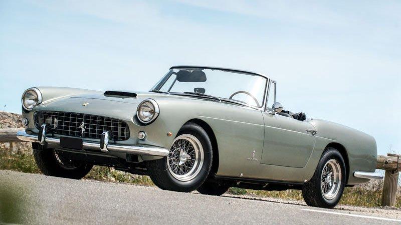 1962 #Ferrari 250 GT Cabriolet heads to @Artcurial #Monaco sale on 2 July (est. €1.4 - €1.6M)  http:// goo.gl/EBN1id  &nbsp;  <br>http://pic.twitter.com/FpK6ZJ7eYQ