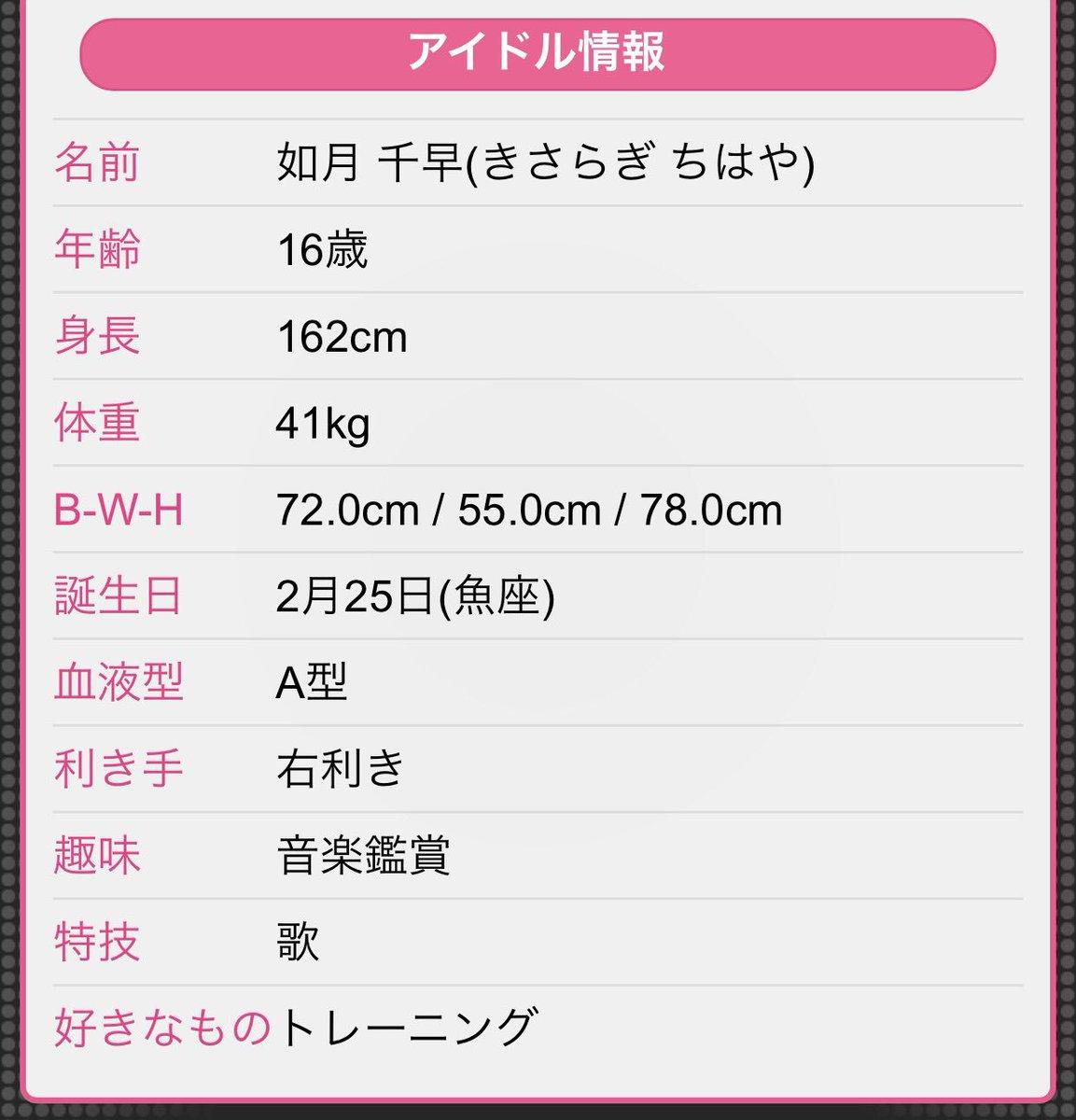 仮面ライダーでポッピー役の松田るかさんが、スリーサイズどころか身長もほぼ如月千早なので写真集で確かみてみろ amazon.co.jp/gp/aw/d/B018LC…